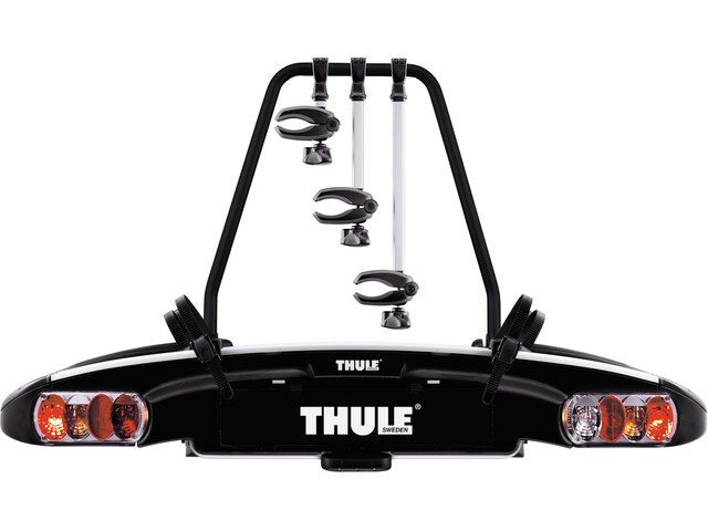 Thule E-Family 937 Rack 3 Bike, black edition